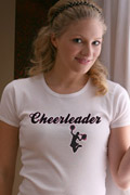 cheerleader shirts