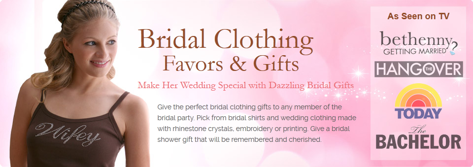 Bridal Clothing