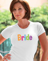 bride colors shirt