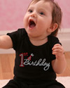 1st birthday shirts