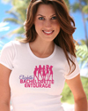 bachelorette party entourage t-shirt