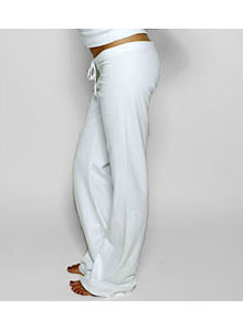 matching bridal sweat pants