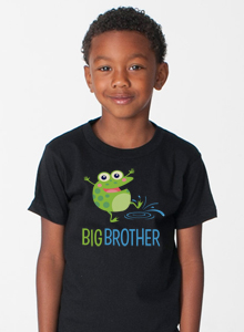 big brother frog t shirt