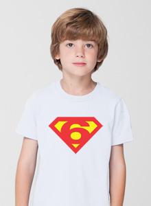 Super 6 T Shirt