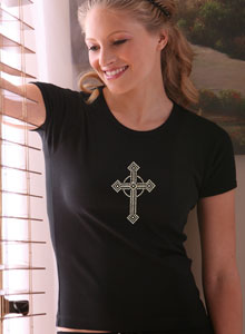 royal cross t-shirt