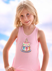 Fifth Birthday Party Shirt For Girls Birthday Age T