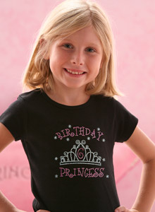 Birthday Princess Royal T Shirt