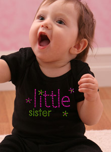 sparkling little sister shirts