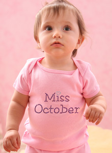 miss month t-shirt