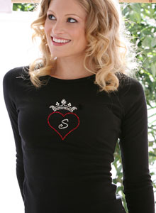 royal crown t-shirt