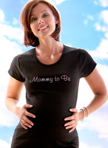 knocked up maternity t-shirt