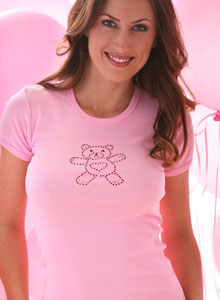 teddy bear t shirt